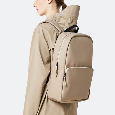 Rains field bag beige