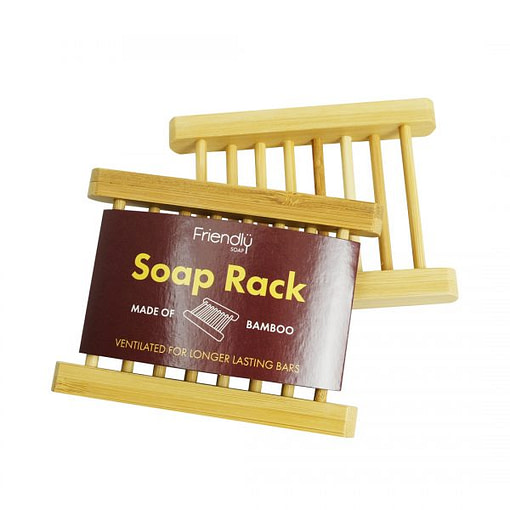 Bamboo Soap Rack | Friendly Soaps