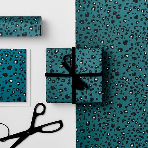 kinshipped wrap leopard