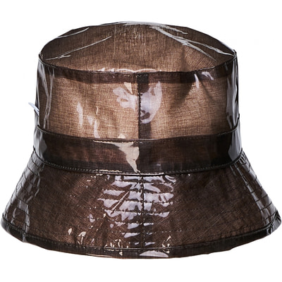Rains Classic Bucket Hat - Shiny Brown