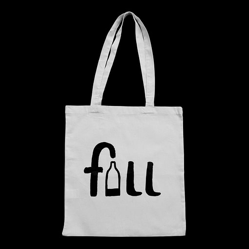 Fill tote bag