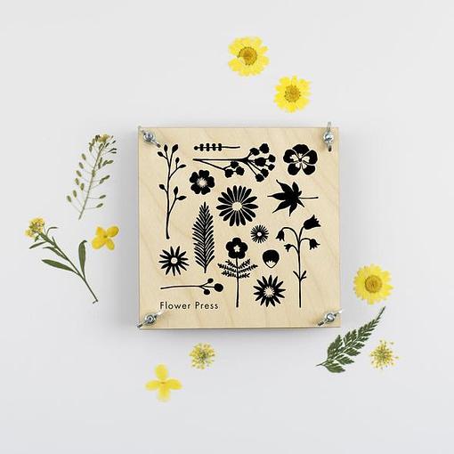 Studio Wald Flower Presses - Silhouette