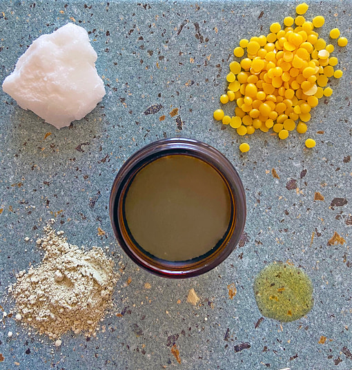 Natur cleansing balm ingredients
