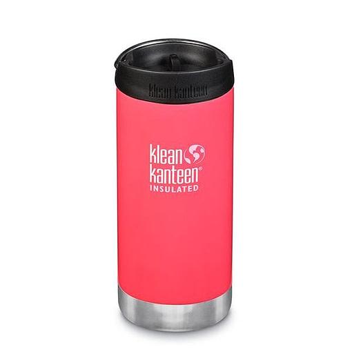 Klean Kanteen Insulated TKWide - w/ Café Cap 355ml -Melon Punch