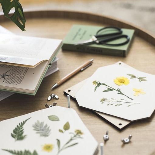 Studio Wald Flower Presses