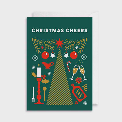 christmas cheers card
