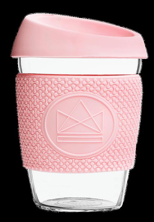 pink neon kactus cup