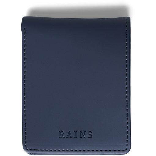 navy rains wallet