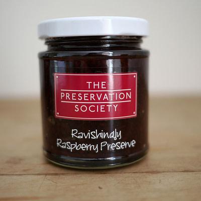 preservation society raspberry