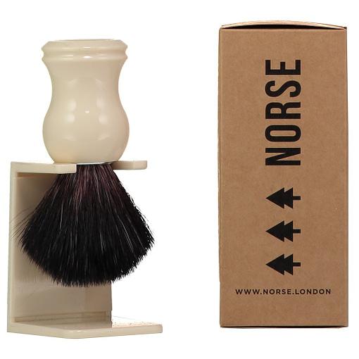 ivory shaving brush