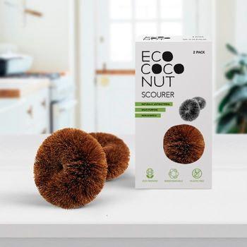 ecococonut scourers