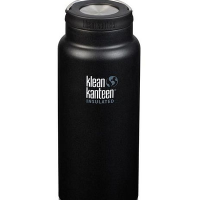 Klean Kanteen Insulated 32oz - shale black