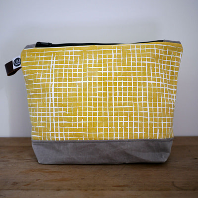 yellow cire bag