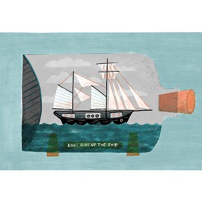 Cardigan ship