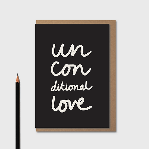 kinshipped unconditional love black