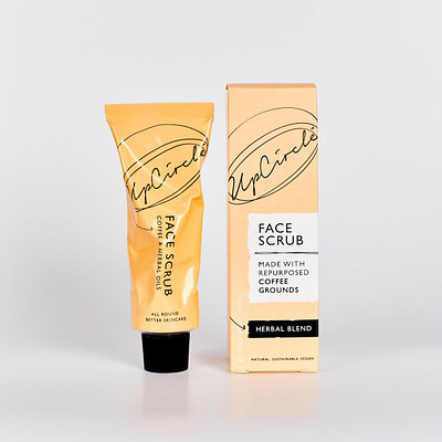 UpCircle Herbal face scrub