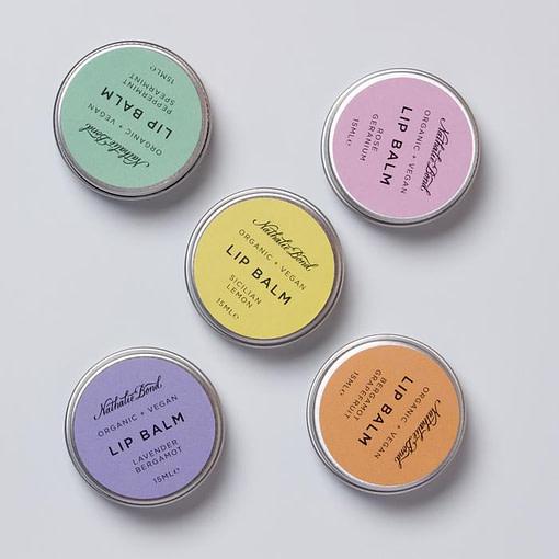 Natural Lip Balms from Natalie Bond | Kin & Co, Abersoch