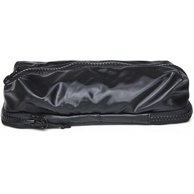 Rains Soft Pencil Case - Black