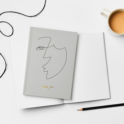Kinshipped notebook