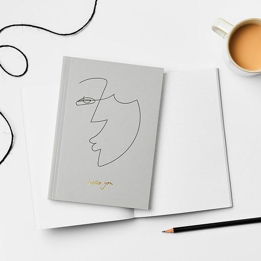 Kinshipped notebook